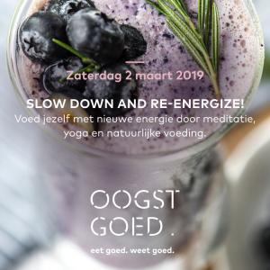 Voorjaarsretreat Voeding & Yoga