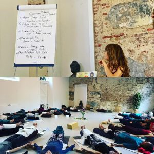 Teacher Training ´Restorative Yoga And Meditation´