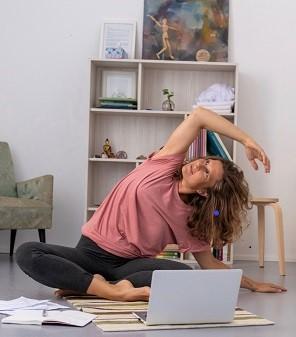 Yogalessen in Haarlem